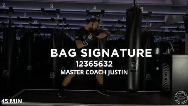 Bag Signature - 5/7/20