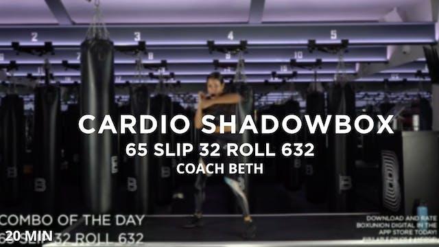 Cardio Shadowbox - 10/7/2020