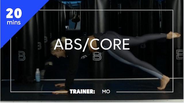 20min Abs/Core