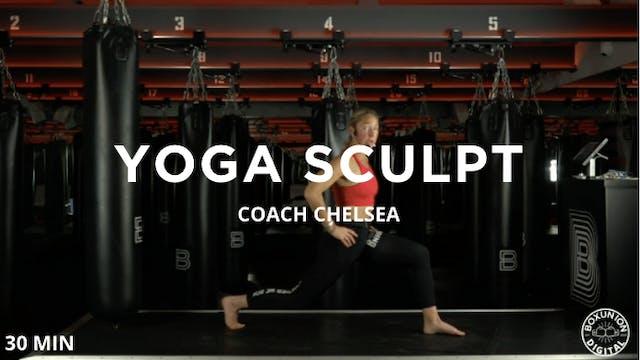 30min Yoga Sculpt