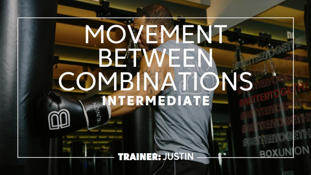 How To - Intermediate: Movement In Between Combination
