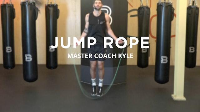 10min Jump Rope
