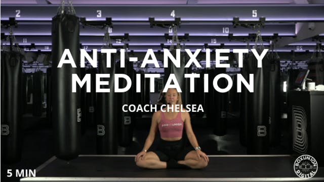 5min Anti-Anxiety Meditation