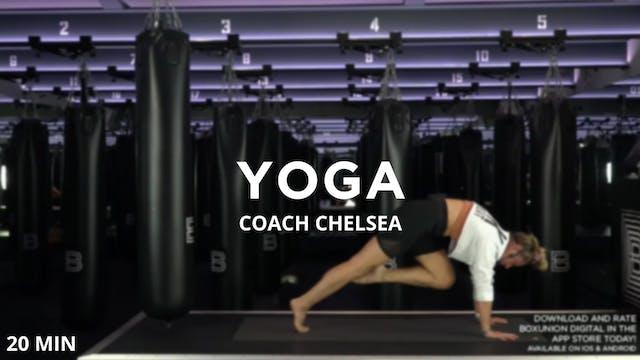 Yoga - 10/7/2020