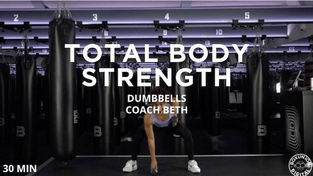 30min Total Body Strength
