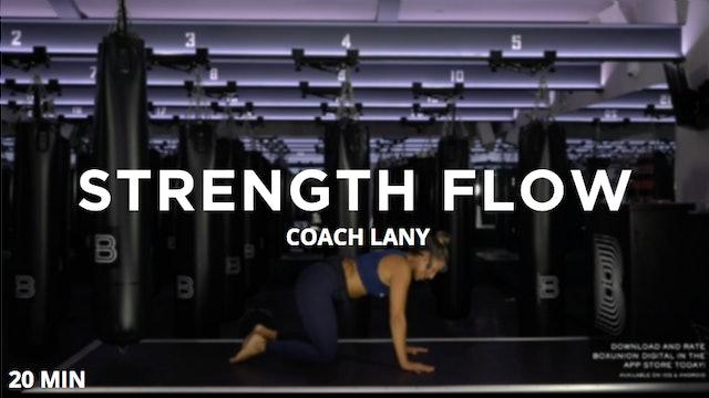 20min Strength Flow