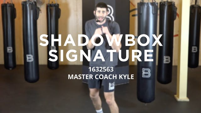 Shadowbox Signature - 4/14/2020