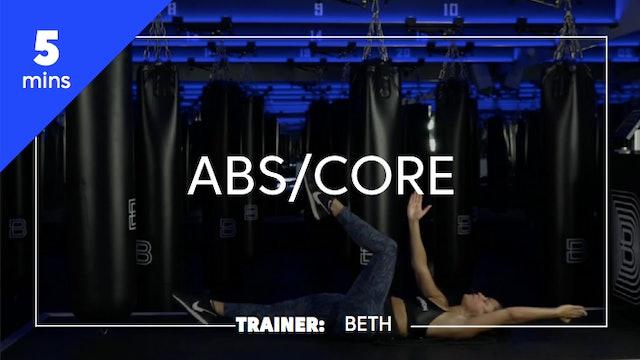 5min Abs/Core