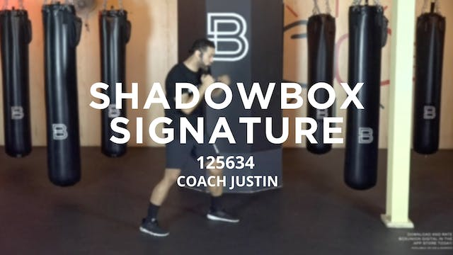 Shadowbox Signature - 5/27/2020