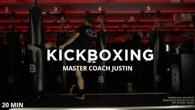 20min Kickboxing