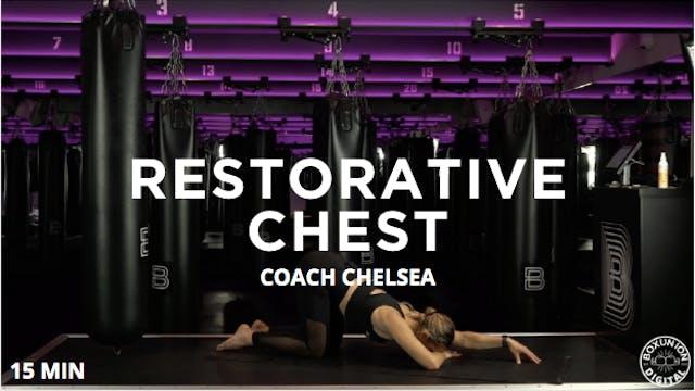 15min Restorative Chest