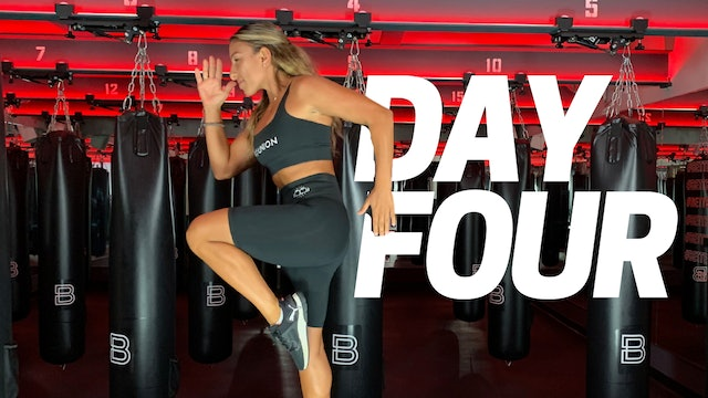Jumpstart To Your Best YOU: Day 4