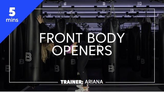 5min Front Body Openers