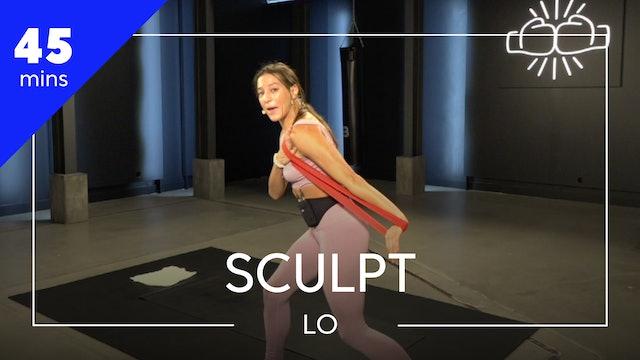 Encore Workout of the Week: Sculpt