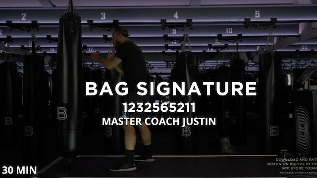 Bag Signature - 7/8/20