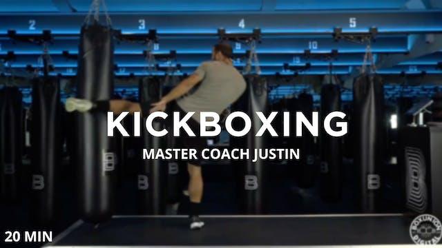 Kickboxing - 11/11/2020