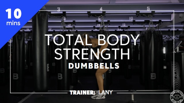 10min Total Body Strength