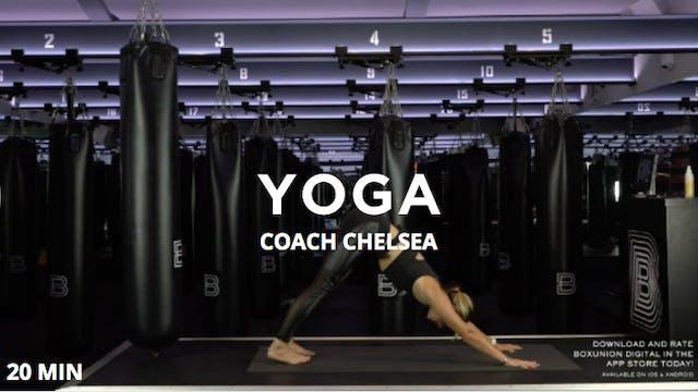 Yoga - 10/14/2020