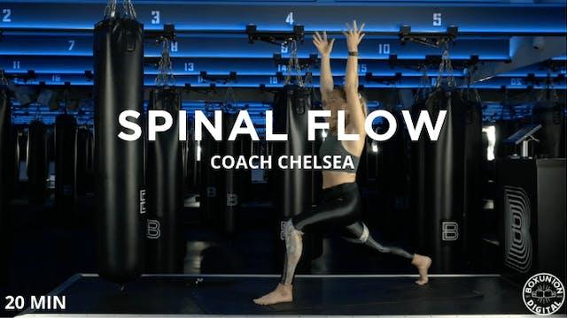 20min Spinal Flow