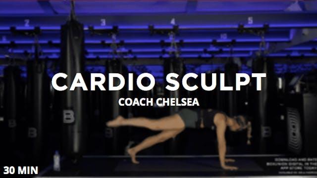 Cardio Sculpt - 8/12/2020