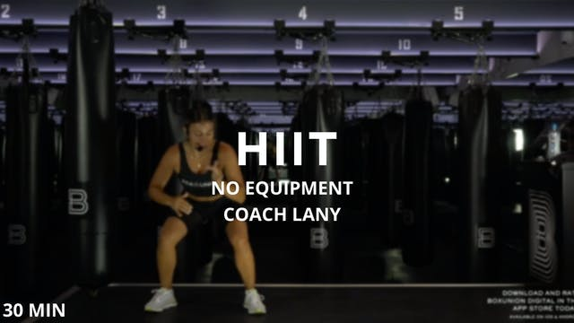 Total Body HIIT