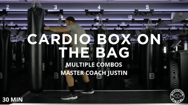 30min Cardio Box on the Bag