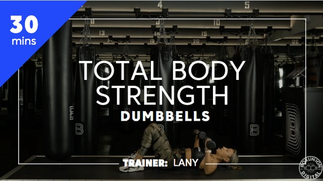30min Total Body Strength