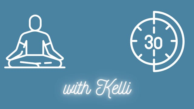 Teen-Anxiety Breath-work | Kelli Russ...