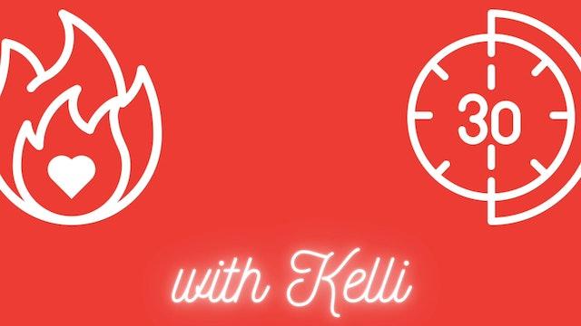 Breathe to Reset | Kelli Russell
