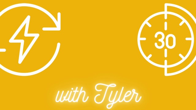 Breathe to Energize | Tyler Forbes