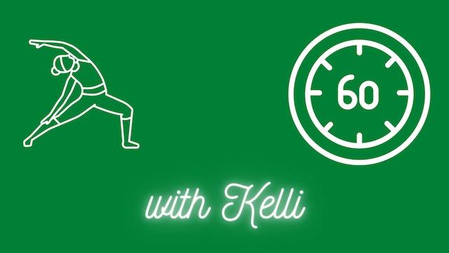 Yoga + Breathe Class | Kelli Russell