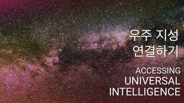 Accessing universal intelligence - 우...