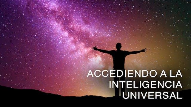 Accediendo a la inteligencia Universa...
