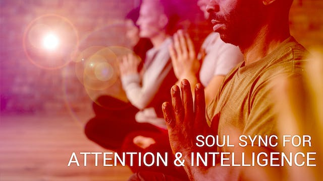 Soul Sync for Attention & Intelligenc...