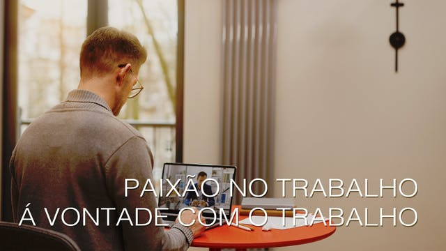 At Home With Work (Portuguese)