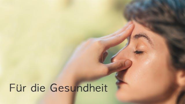 Für die Gesundheit (German)