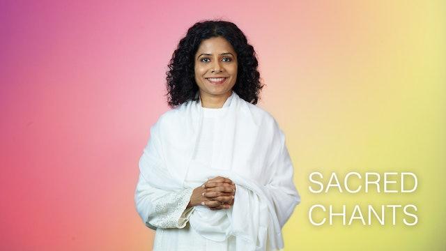 Sacred Chants Introduction (English)