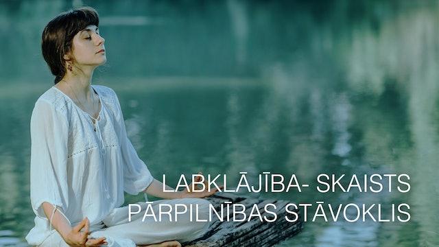 Prosperity - A Beautiful State For Abundance (Latvian)