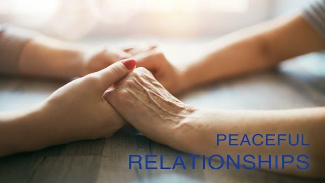 Peaceful Relationships (Korean)