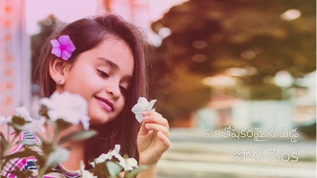 సంతోషకరమైన బిడ్డ - సోల్ సింక్. Happy child - Soul Sync (Telugu)