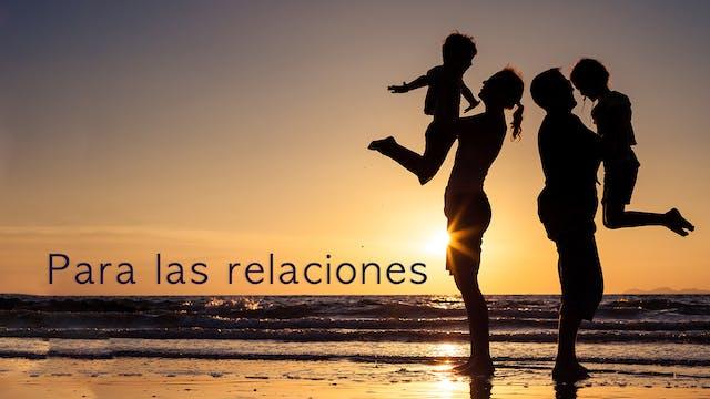 Para las relaciones (Spanish)