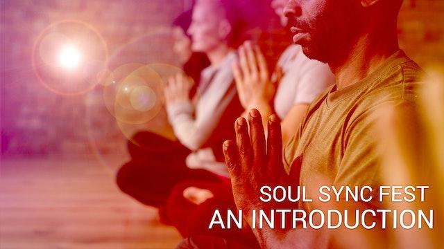Soul Sync Fest - An Introduction