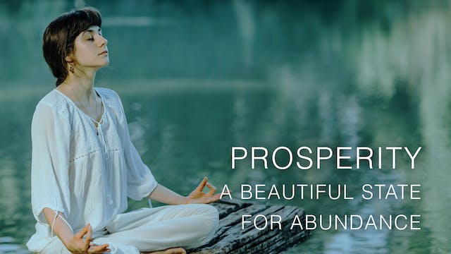 Prosperity - A Beautiful State For Ab...