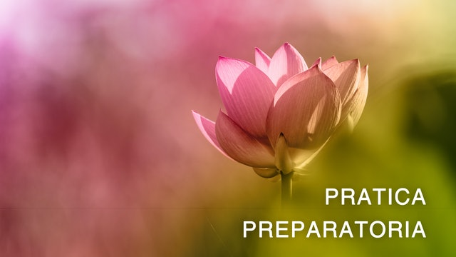 Preparatory Practice - Introduction (Italian)