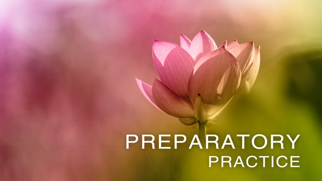 Preparatory Practice - Introduction (Chinese)