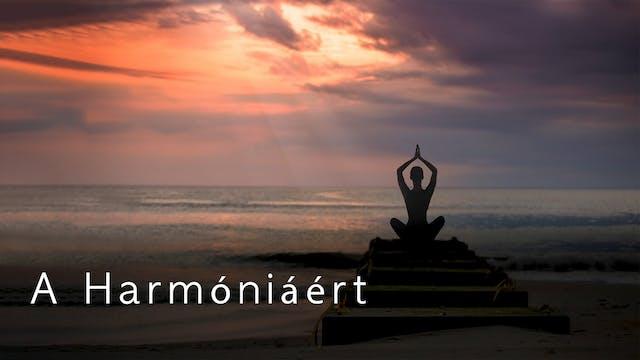 Meditations for Harmony (Hungarian)