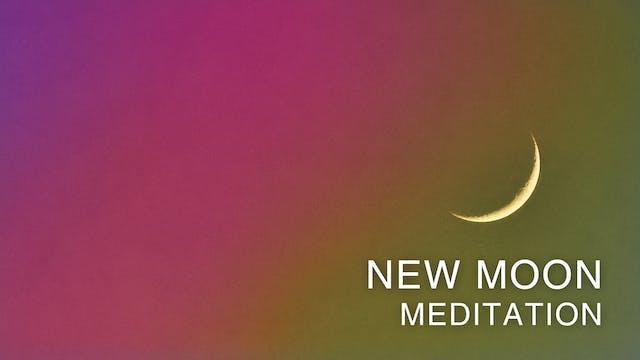 அமாவாசை தியானம் New Moon Meditation (...