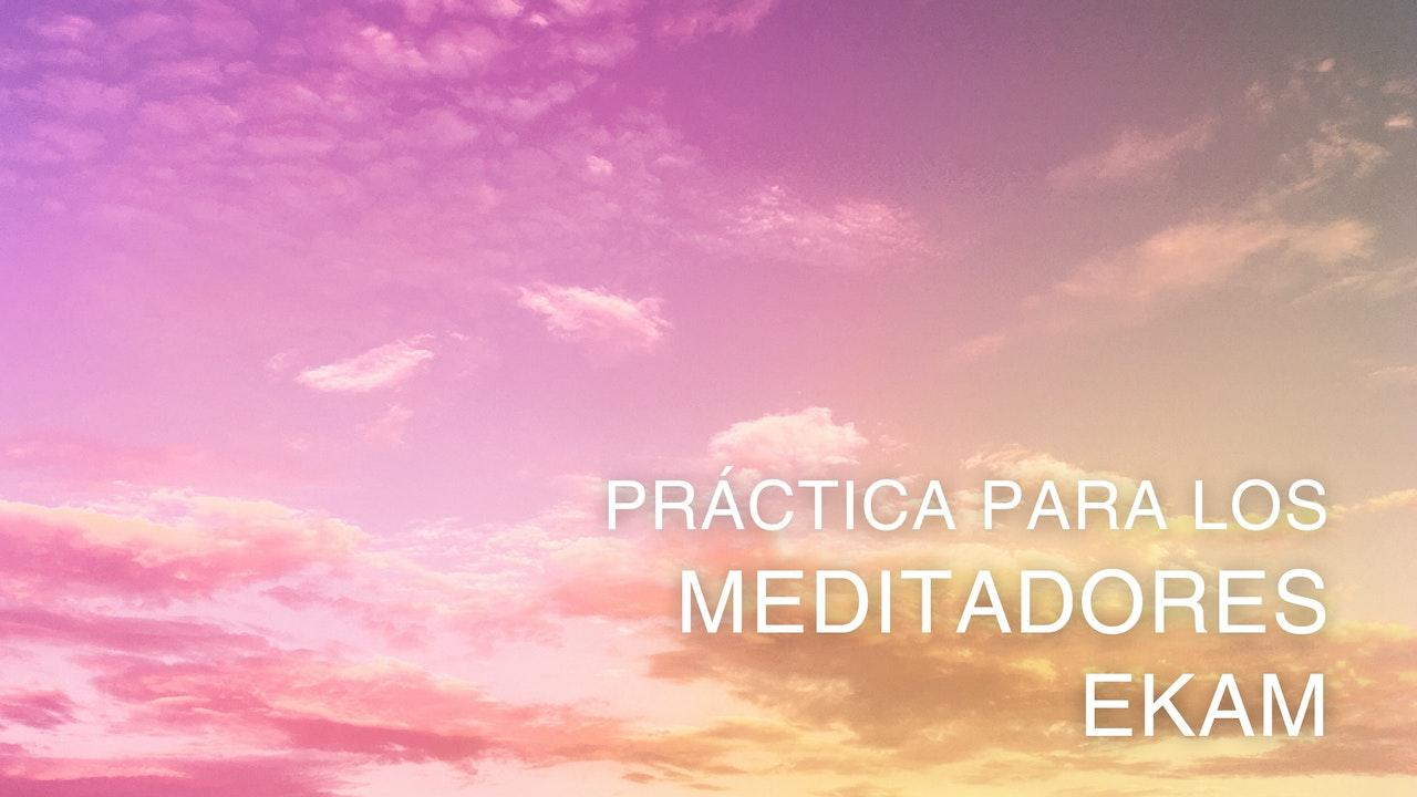 Ekam Meditators Practice (Spanish)