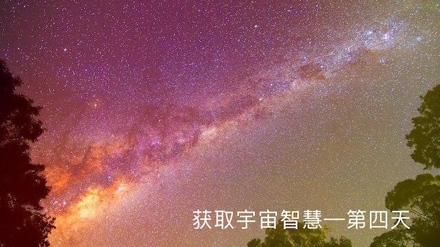 第四天:获取宇宙智慧 (夜晚静心) (Chinese)