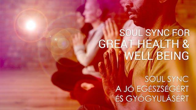 05 Soul Sync a jó egészségért és gyóg...